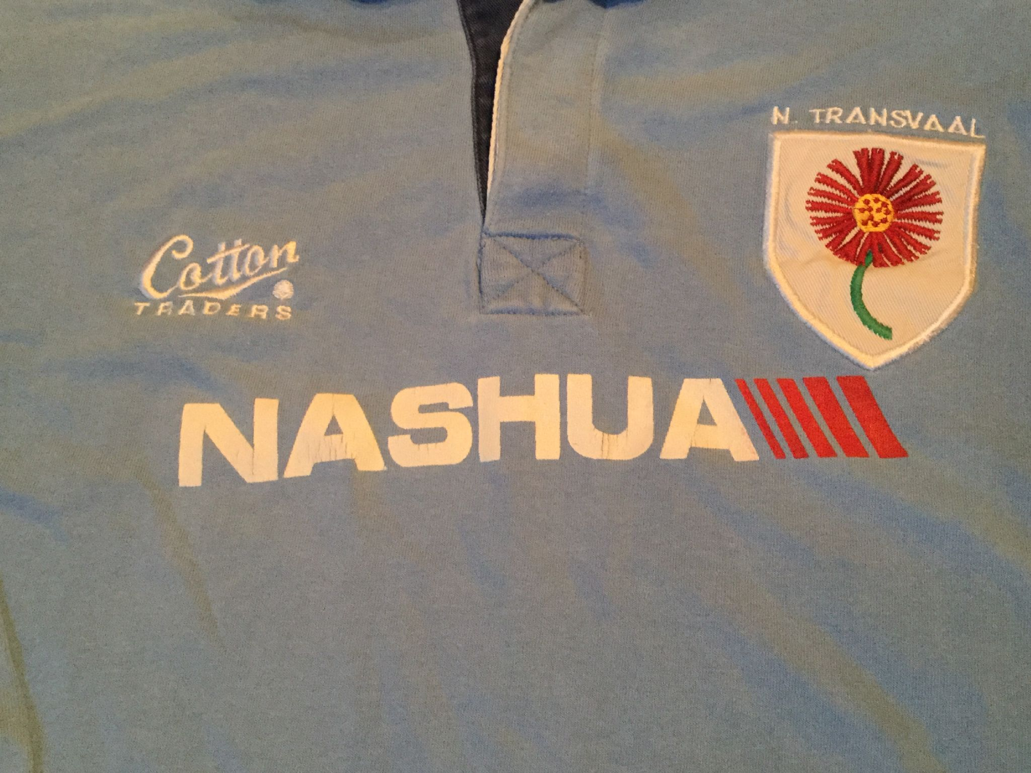 fd5b2f8256a Classic Rugby Shirts | 1994 Northern Transvaal Vintage Old Jersey